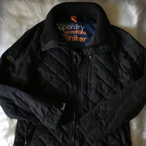 Superdry Jackets & Coats - Mens' SuperDry quilted Jacket